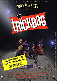 TRICKBAG (SWE/FIN) featuring WEST WESTON (UK)